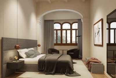 New luxury apartments in the heart of Barcelona with first-class finishes